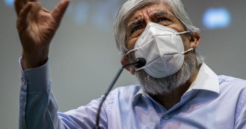 Moyano le hizo un guiño al proyecto de CFK para reformar el sistema de salud: «Si hacemos algo es para mejorar y garantizar la salud a los trabajadores y las familias»