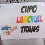 Ya tiene dictamen en el Senado el Proyecto de Ley que estipula el cupo laboral travesti trans