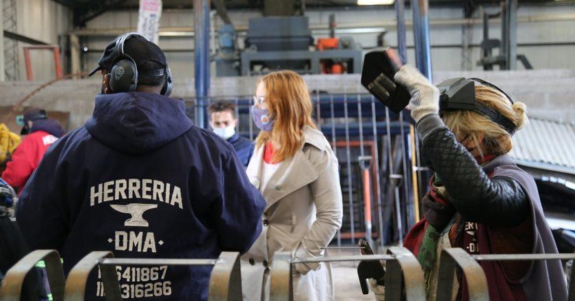 La gestión de Kicillof insiste en que va a «ayudar a las empresas más pequeñas» afectadas por la pandemia