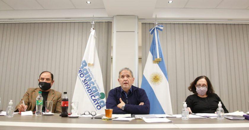 Palazzo amenaza con cerrar los bancos: «No están dadas las condiciones para seguir operando si no garantizan un protocolo sanitario»