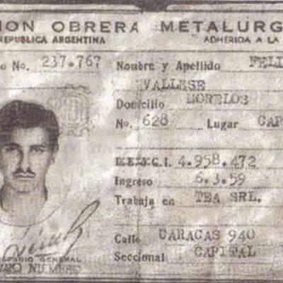 Los dipusindicales presentaron un proyecto para declarar el Día de la Militancia Sindical en homenaje a Felipe Vallese