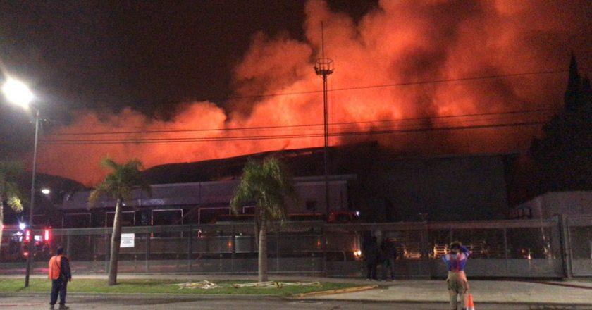 Tras el incendio de la planta San Fernando, hay preocupación en los 300 trabajadores de Bimbo sobre su futuro laboral