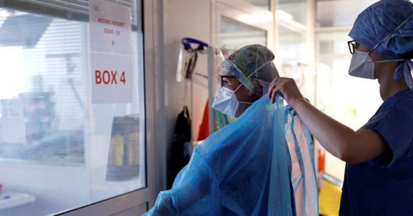 Gremio de enfermería denunció que desde el inicio de la pandemia ya fallecieron más de 200 trabajadores del sector