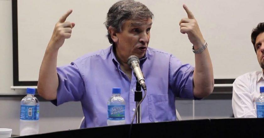 Fabré descontrolado: Le dijo boludo a Alberto, se pronunció contra el cupo laboral travesti trans y habló de «vacunazis»