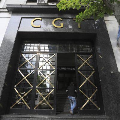 La CGT delibera mañana sobre la reforma de su Estatuto y la situación política nacional