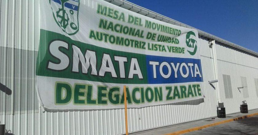 Los mecánicos hicieron valer su peso local y Pignanelli puso la número dos de la lista de concejales en Zárate