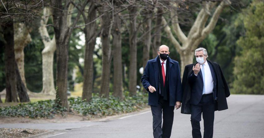 Perotti se diferencia de Alberto y Kicillof y avisa que no adelantará la reapertura de las paritarias