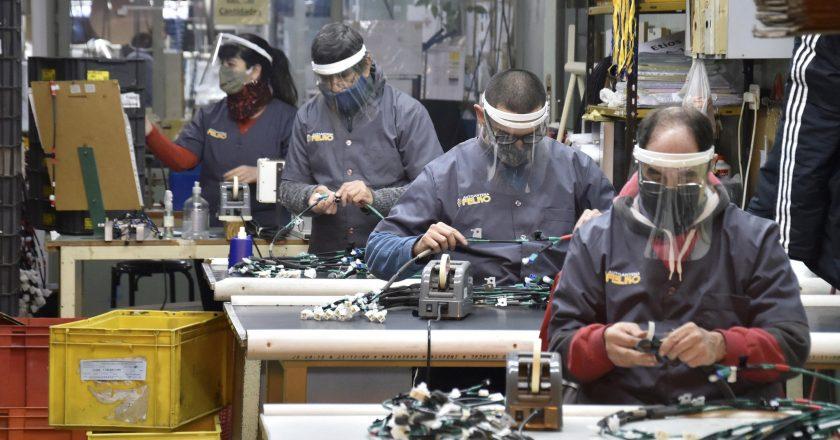 #Bueno El empleo asalariado registrado del sector privado  alcanzó el sexto mes consecutivo de crecimiento