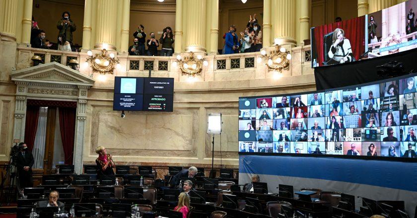 Por unanimidad, el Senado convirtió en ley el proyecto de «alivio fiscal» para monotributistas