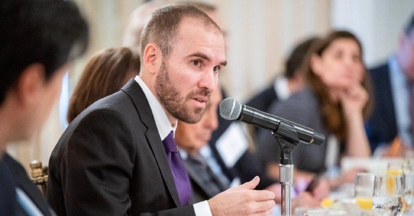 Guzmán aseguró que la recuperación del salario «es una prioridad de este Gobierno»
