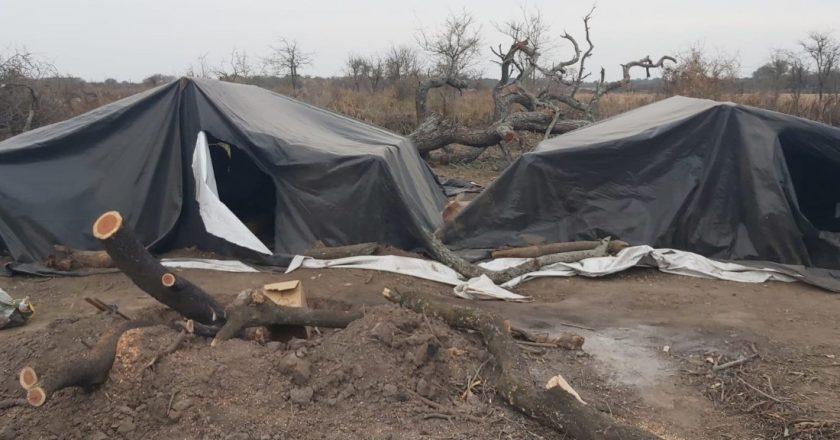 Rescataron a 9 trabajadores bajo explotación laboral en un establecimiento rural en Santa Fe
