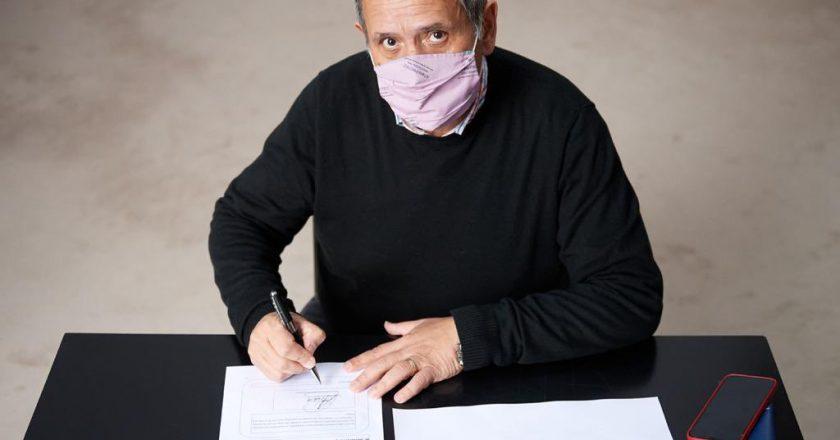 Sorpresa e inquietud en La Bancaria por la candidatura de Sergio Palazzo a diputado nacional
