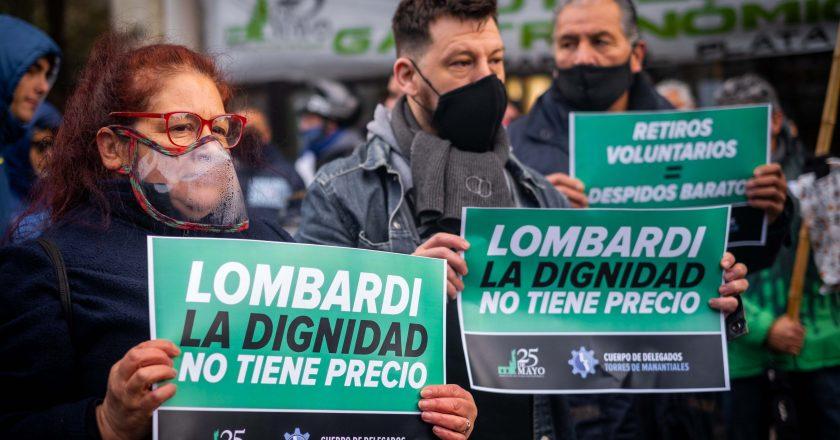 Le exigen a Lombardi que mantenga los empleos de quienes no adhieran a los retiros voluntarios en Torres de Manantiales