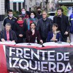 El Frente de Izquierda llevó la reducción de la jornada laboral a sus spots de campaña