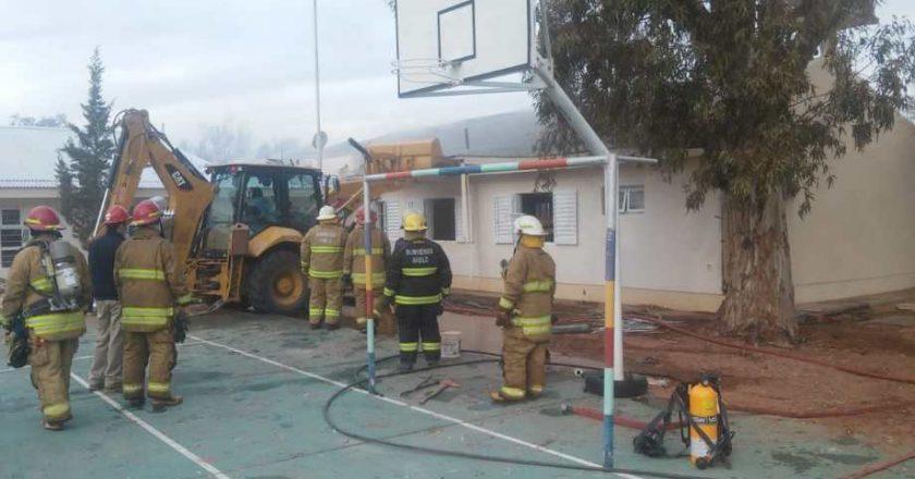 Docentes realizarán un paro y movilización a un mes de la explosión en una escuela de Neuquén