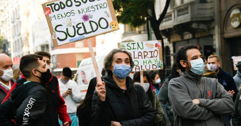 Trabajo dicta conciliación obligatoria y frena la huelga de sanatorios que había lanzado Daer para este jueves