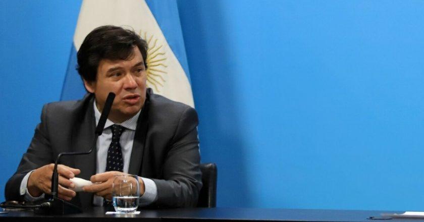 #Oficial Se adelantó el aumento del Salario Mínimo Vital y Móvil que sube 35% hasta septiembre
