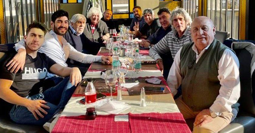 Pensando en las legislativas, el Frente Sindical se reunió en el Sindicato de Obreros Marítimos