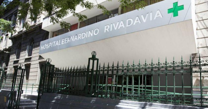 «Es el quinto día sin ingresos de pacientes Covid» en el Hospital Rivadavia, dijo dirigente gremial de ATE