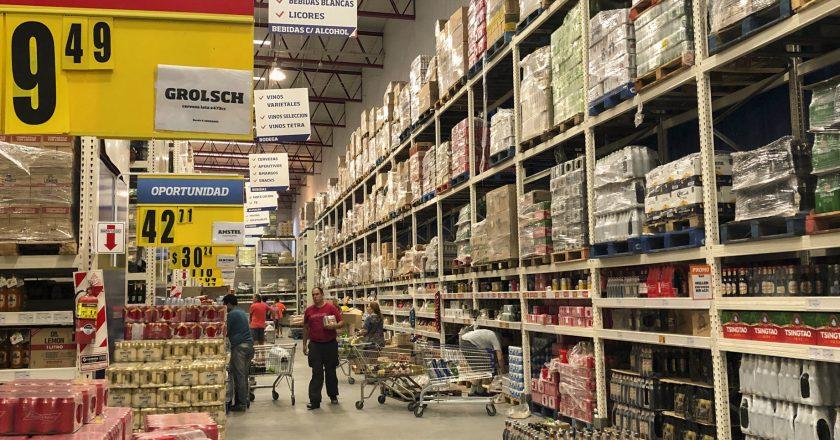 En julio, la inflación de los trabajadores perforó el piso del 3% por primera vez en el año