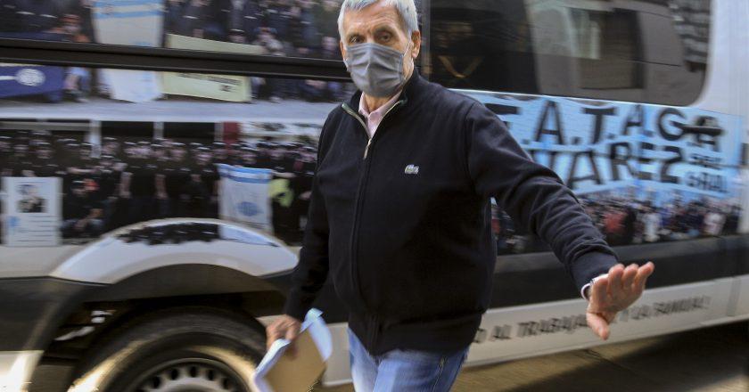 Caló dijo que la industria «generó 90 mil puestos de trabajo» y recordó que con Macri los trabajadores «veían cómo se cerraban las las fábricas»