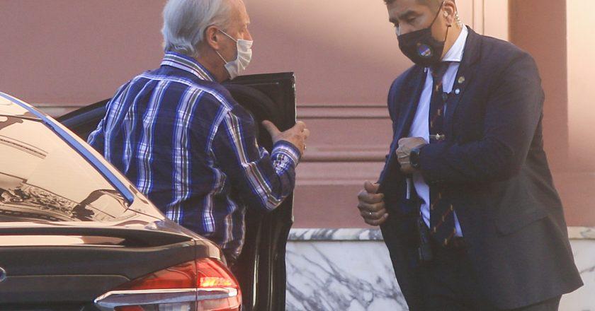 Andrés Rodríguez habló de «mucha voluntad» para alcanzar «un esquema de acuerdo» en la CGT que incluya a Moyano y a Palazzo