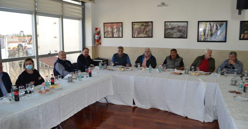 Las 62 organizaciones reunió a su mesa chica de cara a las elecciones de la CGT y la CATT