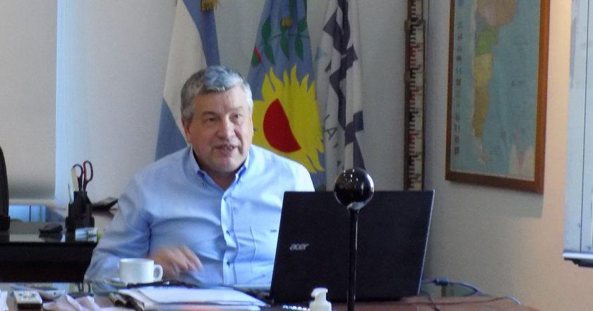 El ceteísta Pedro Wasiejko descartó la privatización de Astillero Rio Santiago