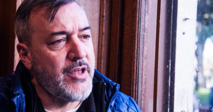 """Rodolfo Aguiar: """"El problema de la Argentina no son los pobres o los trabajadores, el problema son los ricos y su manera de acumular"""""""