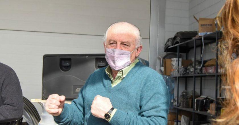 Yasky, en modo campaña, afirmó que a las pymes no las matan ni los impuestos ni los salarios sino «el sistema financiero»