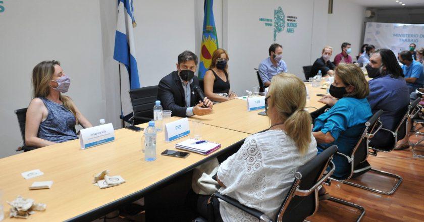 Con la paritaria nacional cerrada, Kicillof convocó a los docentes y se espera una propuesta salarial