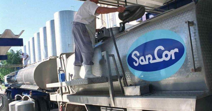 Lecheros hablan de la «eventual desaparición» de SanCor y movilizan por «soluciones de fondo»