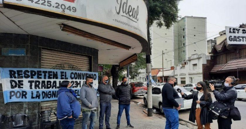 #Panqueque El líder de panaderos de Lanús y ex concejal de Cambiemos, Gabriel Ruiz, repudió a Patricia Bullrich y la tildó de «propatronal»