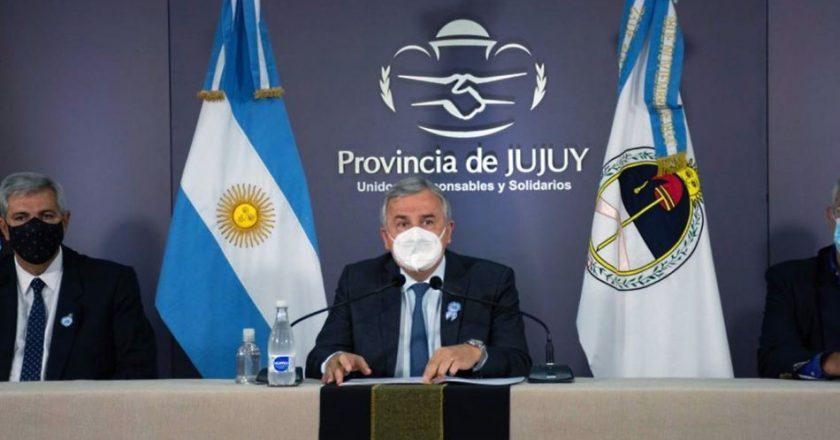 ¿Caso testigo? Jujuy licencia sin goce de sueldo a quienes no se vacunen y los gremios lo rechazan