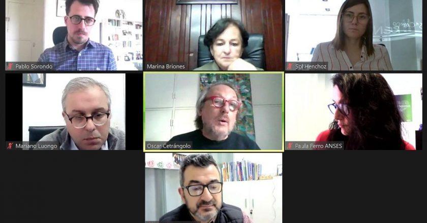 La OIT impulsa el diálogo tripartito en el país para la eliminación del trabajo infantil en Argentina