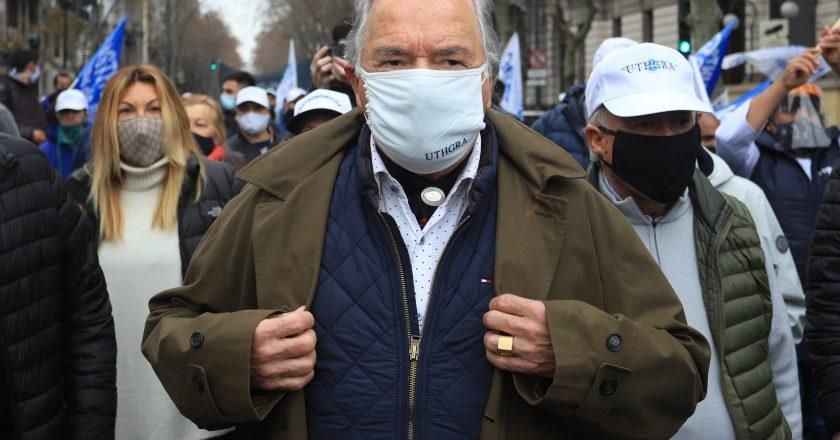 Gastronómicos van a elecciones con Barrionuevo listo para un nuevo mandato pero con varios de sus hombres jaqueados por opositores