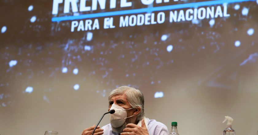 Moyano furioso con la oposición: «No laburaron nunca, vivieron toda la vida del Estado y le quieren sacar derechos al laburante»