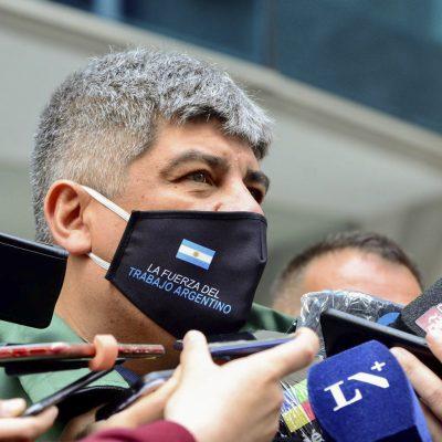 Pablo Moyano llamó a «defender el Gobierno peronista» y pidió dar vuelta la elección: «Ojala muchos argentinos que han votado a la peste amarilla reflexionen