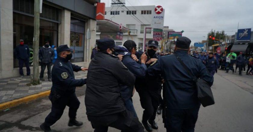 Detuvieron a un cartonero del MTE en Esteban Echeverría tras movilizar por condiciones dignas de trabajo