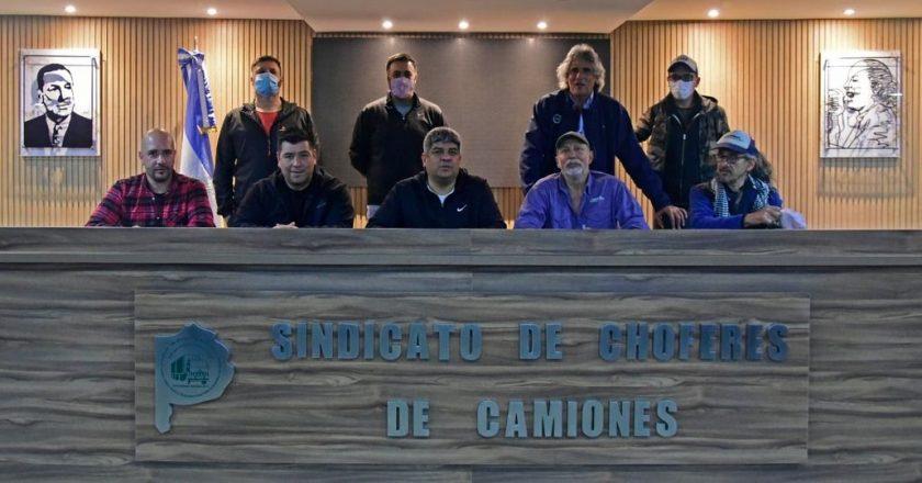 El gremio de trabajadores informales respaldó la candidatura de Pablo Moyano y suman volumen al sueño del camionero de conducir la CGT