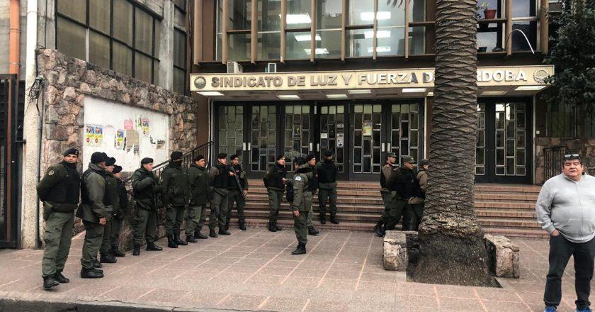 La Justicia Federal ordenó la intervención del Sindicato de Luz y Fuerza de Córdoba