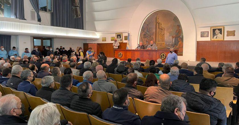 Pablo Moyano rechazó flexibilización laboral y dijo que el Confederal se hace en «el momento justo»