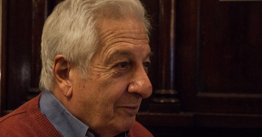 """Oscar Cuartango: """"El trabajador no sindicalizado es una presa fácil de los capitales concentrados"""""""