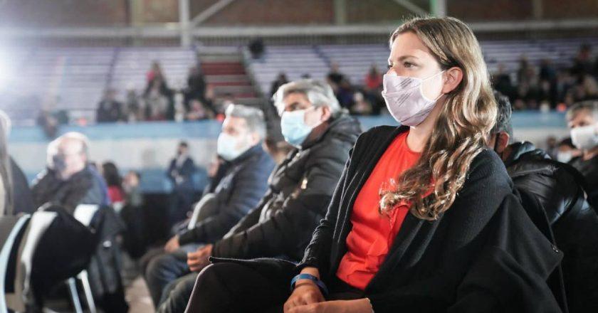 Vanesa Siley advirtió que no permitirán que eliminen las indemnizaciones: «No se lo vamos a permitir, ni en el Congreso ni en la calle»