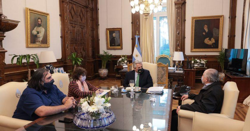 «El gobierno de Cristina terminó con el 6% del PBI para Educación y el de Macri con el 4,7%. Hoy se tiene que cumplir con el 6% que había»