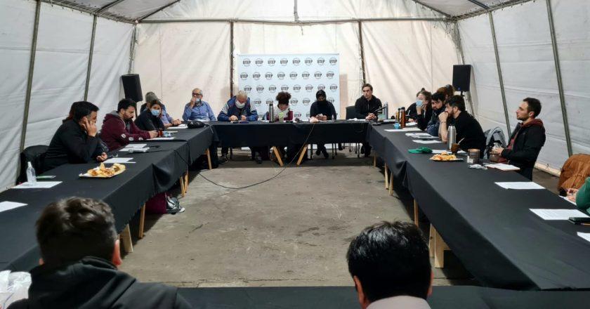 En otro gesto de integración, la UTEP, el gremio que conformaron los movimientos sodicales, se suma a la marcha convocada por la CGT para el 18 de octubre