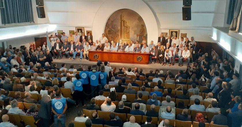 El Comité Central Confederal plasmará hoy el regreso de varios pesos pesado a la CGT y definirá el futuro de la central obrera