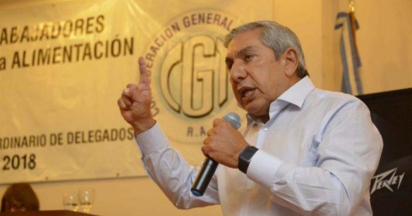 Rodolfo Daer se convertirá hoy en el primer peso pesado de la CGT en ir a las urnas tras la pandemia