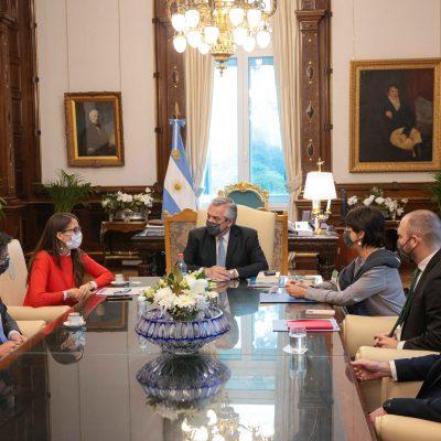 Con la exposición de Gómez Alcorta y Moroni, comienza a tratarse en Diputados el proyecto de Comités Mixtos en el ámbito laboral