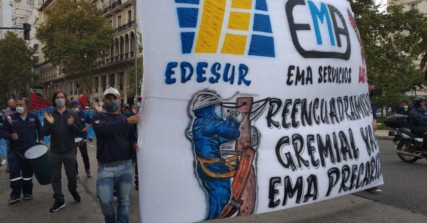 #EXCLUSIVO Tras meses de conflicto, Edesur pagará una indemnización millonaria por el despido de tercerizados en plena pandemia